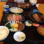 九絵@大岡山のボリュームたっぷりお魚定食で大満足なり