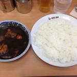 激辛カシミールカレー@デリー上野 大汗かきつつペロリと食べれちゃう