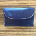 ホワイトハウスコックスの三つ折り財布の経年変化をビフォーアフターで確認してみた