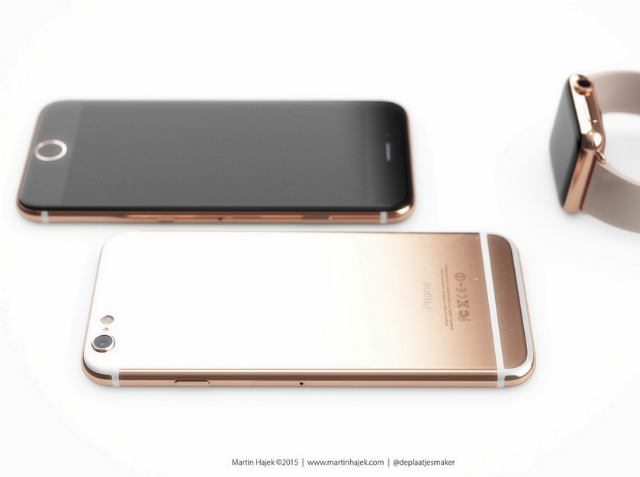 iPhone 6s rose color2