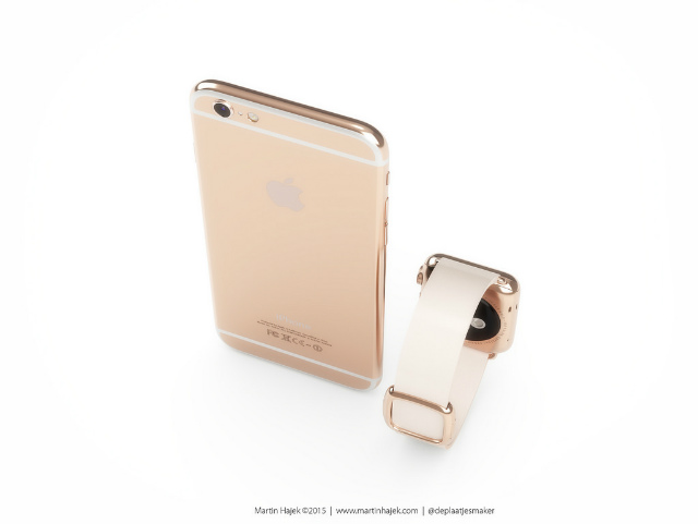 iPhone 6s rose color4