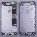 iPhone 6s はサイズもコネクタもスピーカーもマイクも iPhone 6 と一緒