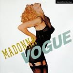 五反田名曲アルバム21:Vogue / Madonna (ヴォーグ / マドンナ)