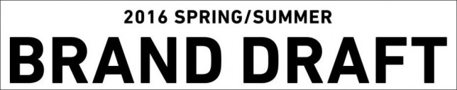 brand draft logo