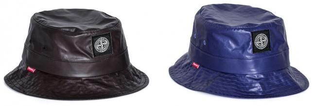 supreme-stone island hat