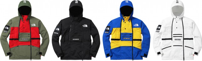 Steep Tech Hoode Jacket Variation