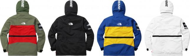 Steep Tech Hooded Jacket Variation Back