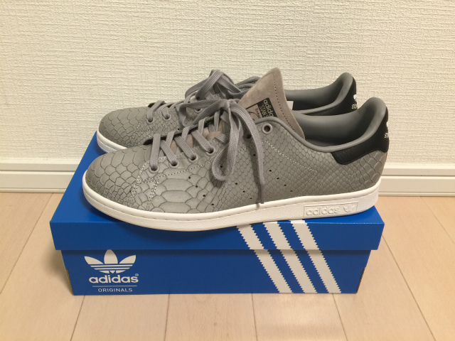 【adidas Originals for ESTNATION】 スタンスミス [STAN SMITH]1