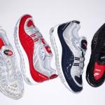 【修正確定】Supreme × Nike Air Max 98 の発売日は4月29日(金)