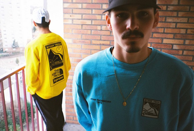 supreme the north face summer 2016-1